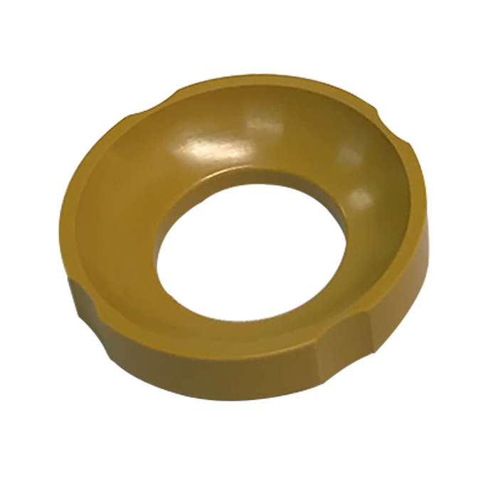 Torlon Spherical Thrust Washer | sncplastic com